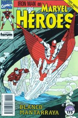 Marvel Héroes (1986-1993) (Grapa 32 pp) #55