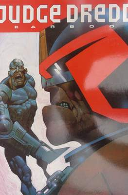 Judge Dredd Yearbook (Softcover) #1995