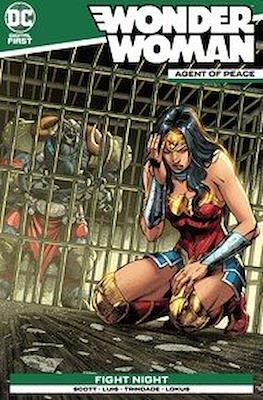 Wonder Woman - Agent of Peace (Digital) #18