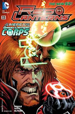 Red Lanterns (2011 - 2015) New 52 #33