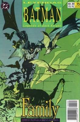 Leyendas de Batman. Legends of the Dark Knight #30