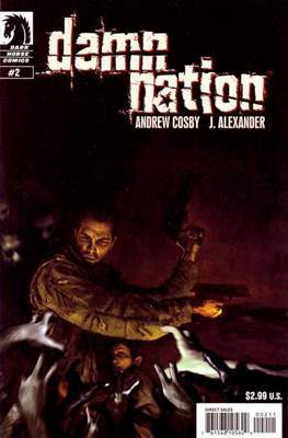 Damn Nation (Comic book) #2