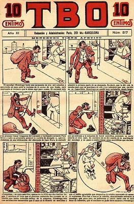 TBO (1917-1938) (Cuaderno) #517