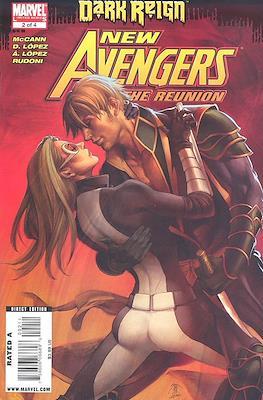 New Avengers: The Reunion (2009) (Comic-Book) #2