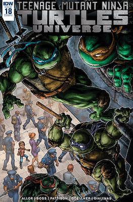 Teenage Mutant Ninja Turtles Universe (Comic Book) #18