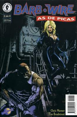 Barb Wire: As de picas (Grapa 28 pp) #2