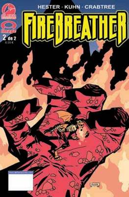Firebreather (Rústica 48 pp) #2