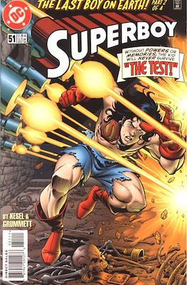 Superboy Vol. 4 #51