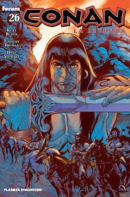 Conan. La Leyenda (Grapa 28-116 pp) #26