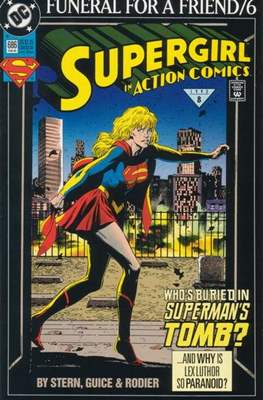 Action Comics Vol. 1 (1938-2011; 2016-) (Comic Book) #686