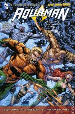 Aquaman Vol. 5 (2013-2017) (Softcover 144-240 pp) #4