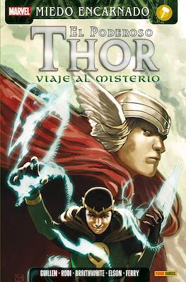 El Poderoso Thor: Viaje al misterio (2012-2014) (Rústica 136-224 pp) #1