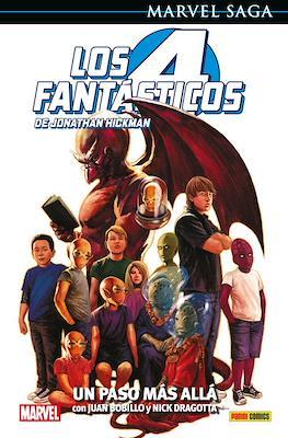 Marvel Saga: Los 4 Fantásticos de Jonathan Hickman (Cartoné) #7
