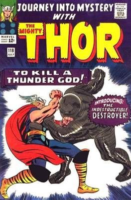 Journey into Mystery / Thor Vol 1 #118