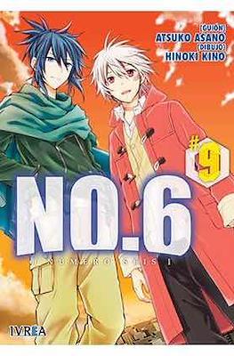 NO.6 - [Número Seis] (Rústica con sobrecubierta) #9