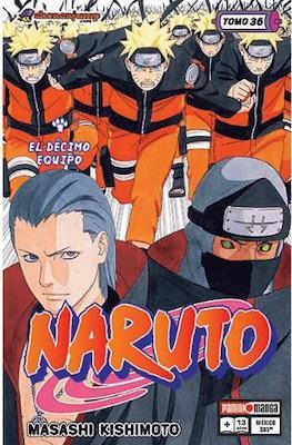 Naruto (Rústica) #36