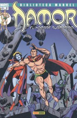 Biblioteca Marvel: Namor (2006-2007) #2