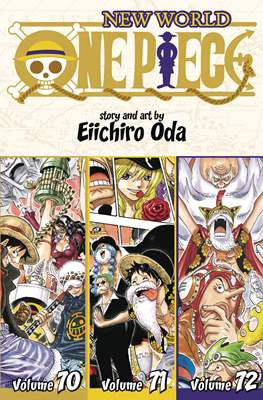 One Piece (Softcover) #24