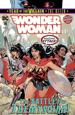 Wonder Woman Vol. 5 (2016-) (Comic book) #75
