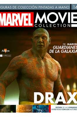 Marvel Movie Collection (Grapa) #14