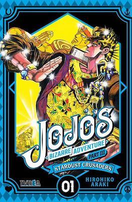 JoJo's Bizarre Adventure - Part III: Stardust Crusaders (Rústica con sobrecubierta) #1