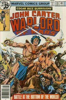 John Carter Warlord of Mars Vol 1 (Comic-book.) #20