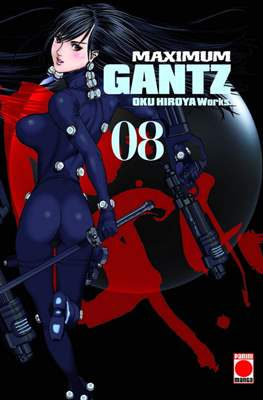 Maximum Gantz #8