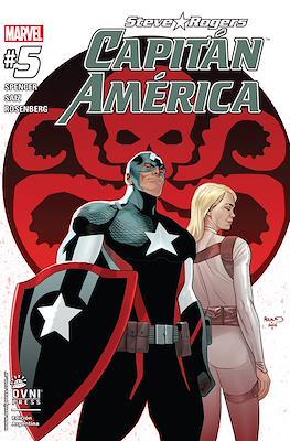 Capitán América #5