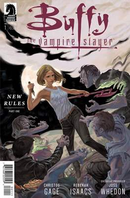 Buffy the Vampire Slayer - Season 10