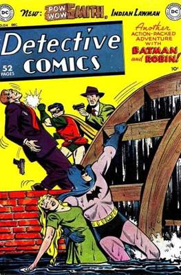 Detective Comics Vol. 1 (1937-2011; 2016-) (Comic Book) #154