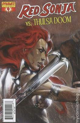 Red Sonja vs. Thulsa Doom (2006) (Grapa) #4
