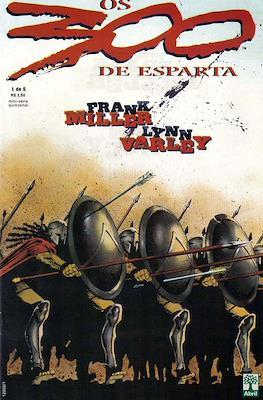 Os 300 de Esparta (Grampa) #1