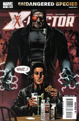 X-Factor Vol. 3 (Saddle-stitched) #21