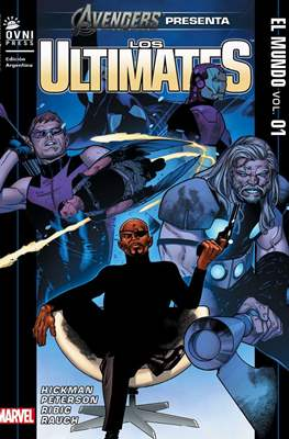 Ultimate Comics. Los Ultimates (Rústica) #2