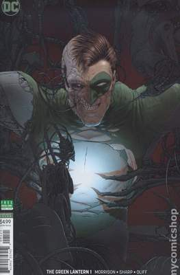 The Green Lantern Vol. 6 (2018-... Variant Cover) (Comic Book) #1