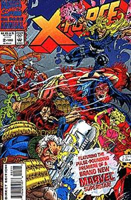 X-Force Annual (Comic Book) #2