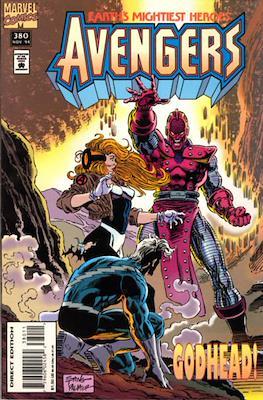 The Avengers Vol. 1 (1963-1996) (Grapa) #380