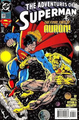 Superman Vol. 1 / Adventures of Superman Vol. 1 (1939-2011) (Comic Book) #509