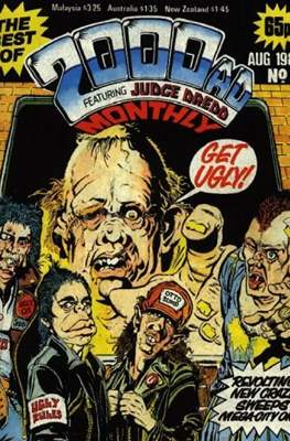 The Best of 2000 AD Monthly #11