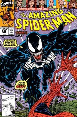 The Amazing Spider-Man Vol. 1 (1963-2007) (Comic-book) #332