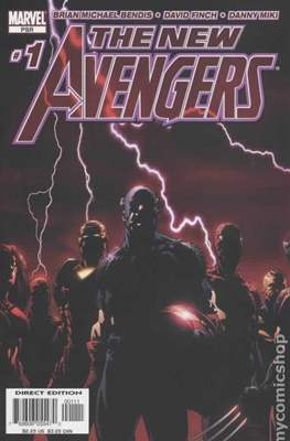 The New Avengers Vol. 1 (2005-2010) #1