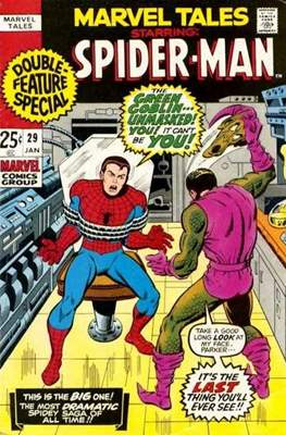 Marvel Tales (Comic Book) #29
