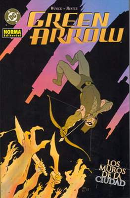 Green Arrow (2004-2005) (Rústica) #3