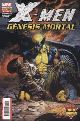 X-Men: Génesis mortal (2006-2007) (Grapa.) #3