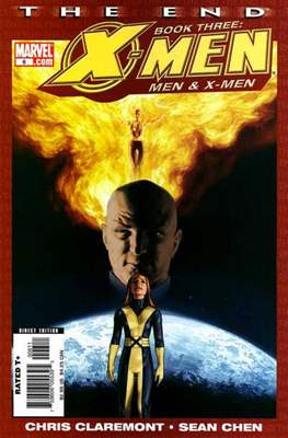 X-Men The End Book Three: Men & X-Men (Grapa) #6