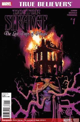 True Believers: Doctor Strange - The Last Days of Magic # 1