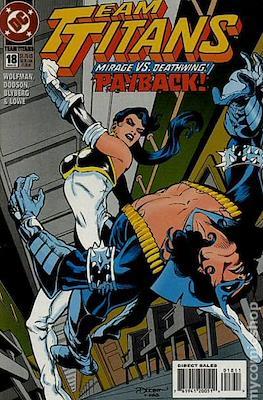 Team Titans (Comic-book) #18