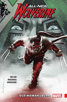 All-New Wolverine (2016) (Softcover) #6