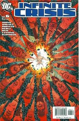 Infinite Crisis (Comic-Book) #6