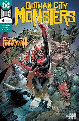 Gotham City Monsters (Comic Book) #4